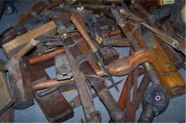 介绍几个中国传统木工工具