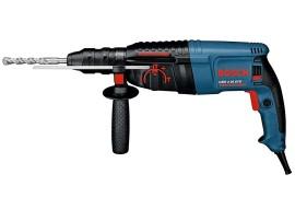电锤的正确操作使用方法和注意事项