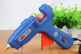 热熔胶枪的使用方法和常见故障