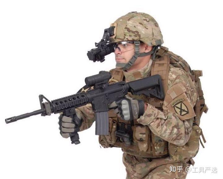战斗防护装备
