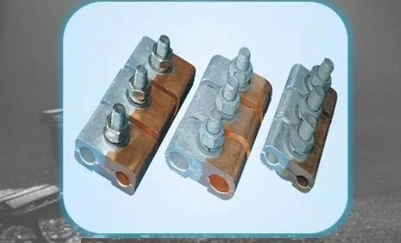 铜铝过渡线夹