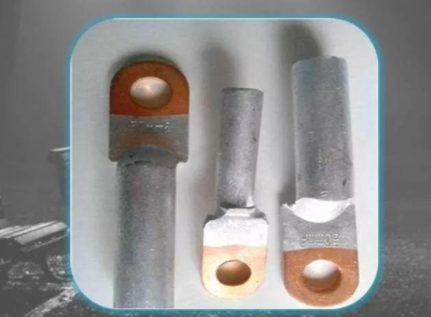 """铜铝线连接器件(俗称""""铜铝鼻子"""")"""